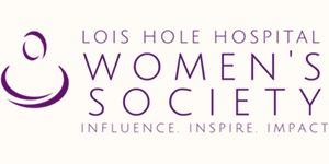 Lois Hole Hospital Womens Society Logo