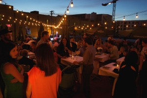 Stryker's Lookout Rooftop Patio in Minneapolis