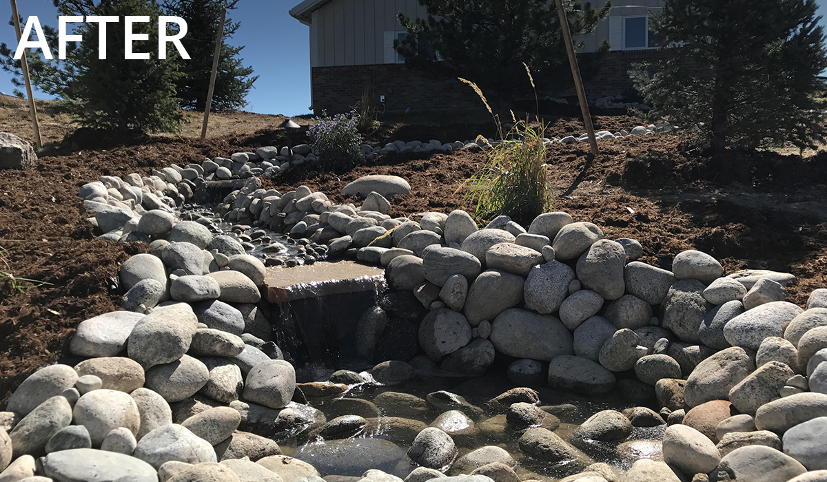 landscape contractors Colorado