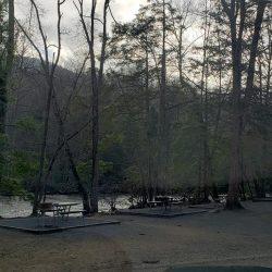 Campsite and Picnic Area