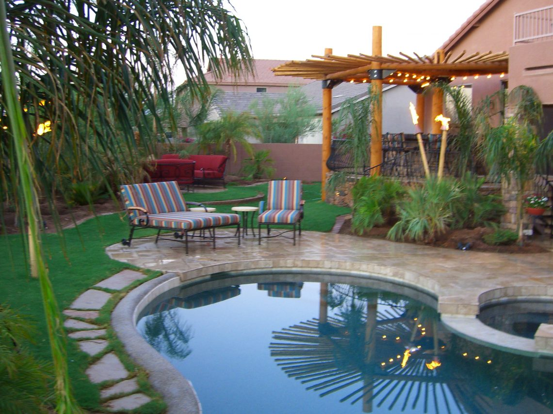 Landscape design by Mountainscapers in Phoenix