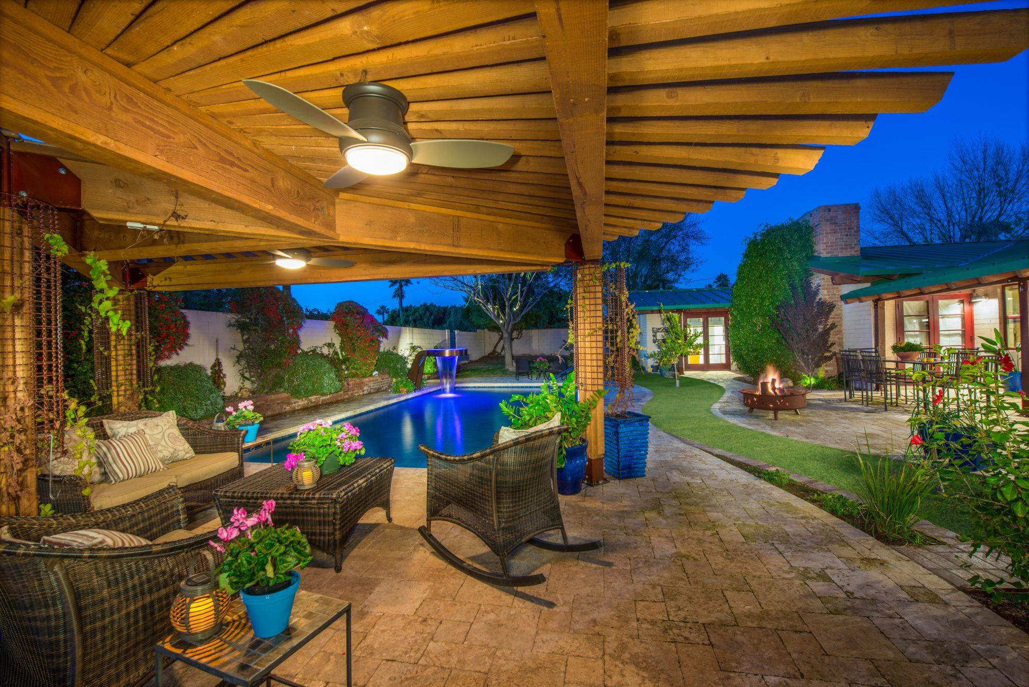 landscape design phoenix landscaper az landscaping companies
