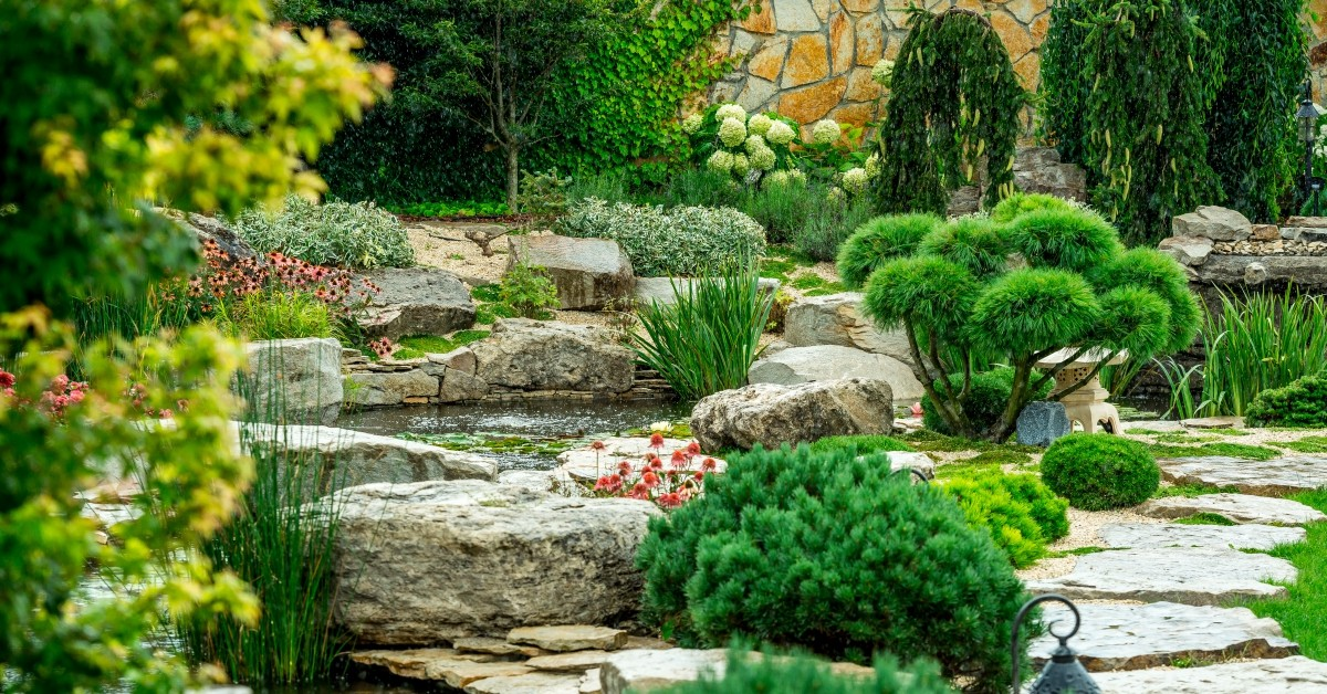 Landscaping Ideas For The Arizona Heat Landscape Design Phoenix Mountainscapers