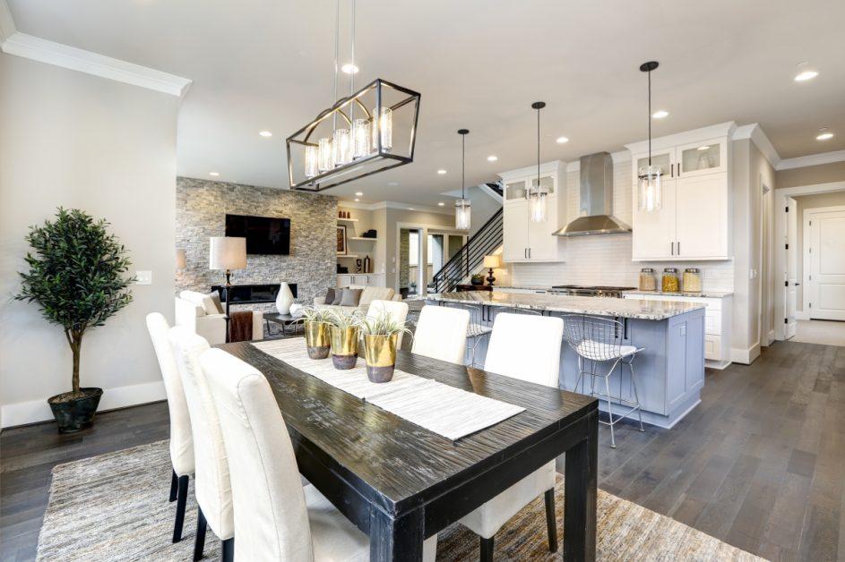 Mountain Valley Floors custom kitchen flooring