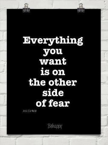 otherside of fear