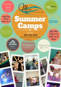 2014 Dance Summer Camp
