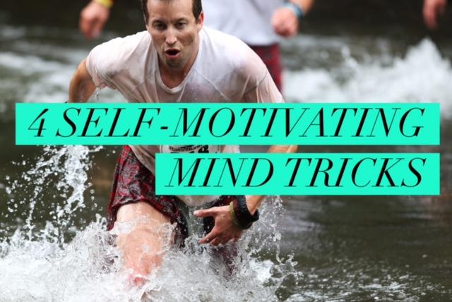 Self-Motivating Mind Tricks