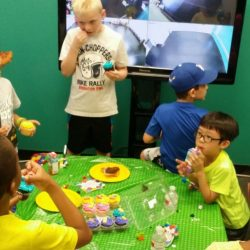 Kids Birthday Party at Move Dance and Fitness