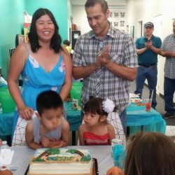 Children's Birthday Celebration at Move Dance and Fitness
