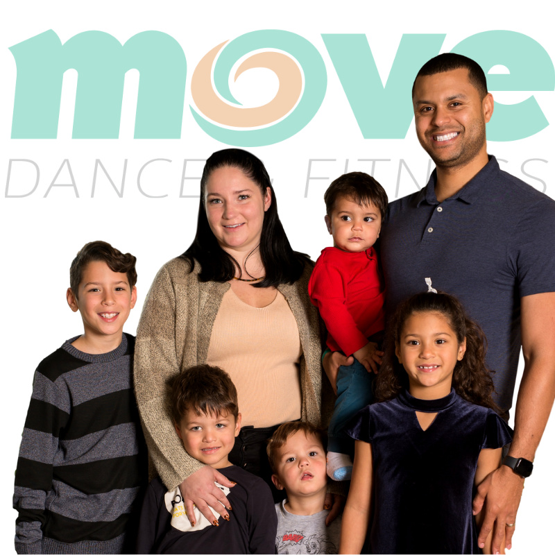 Move Dance & Fitness Family