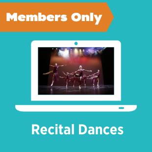 Members Only Recital Dances