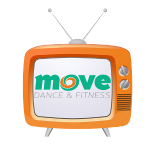 Move Dance and Fitness TV Icon