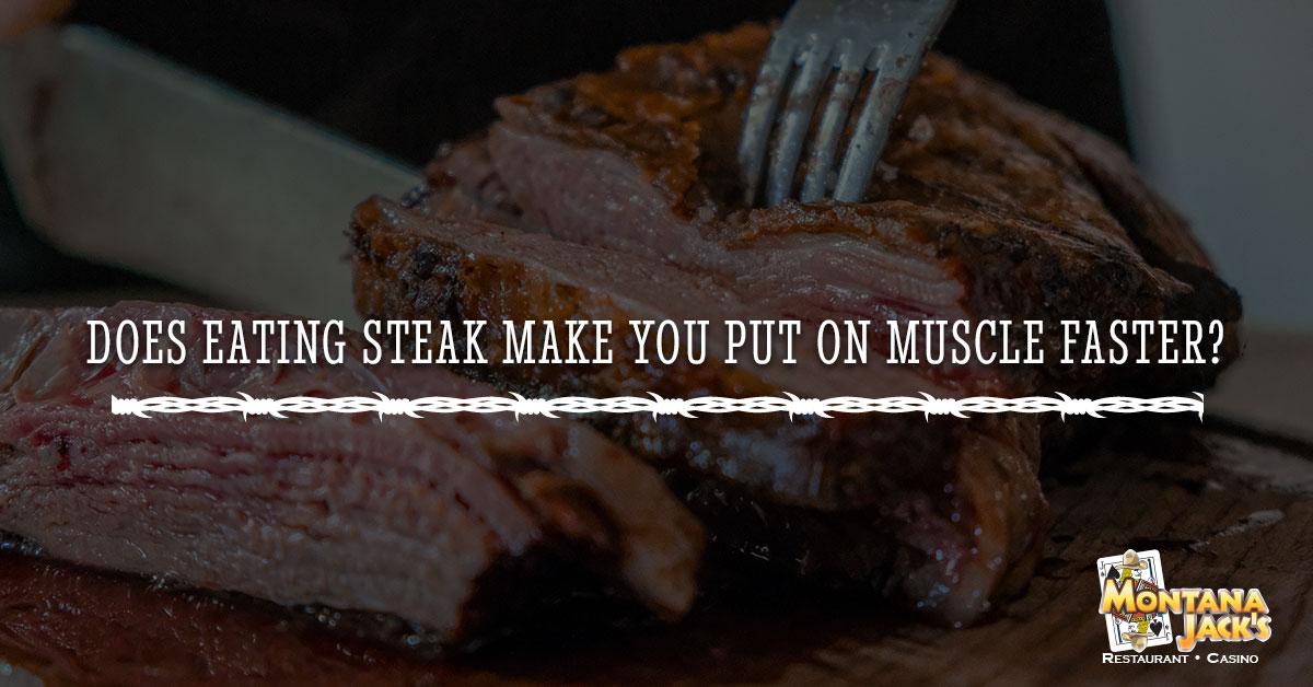 good steaks in Billings and Missoula