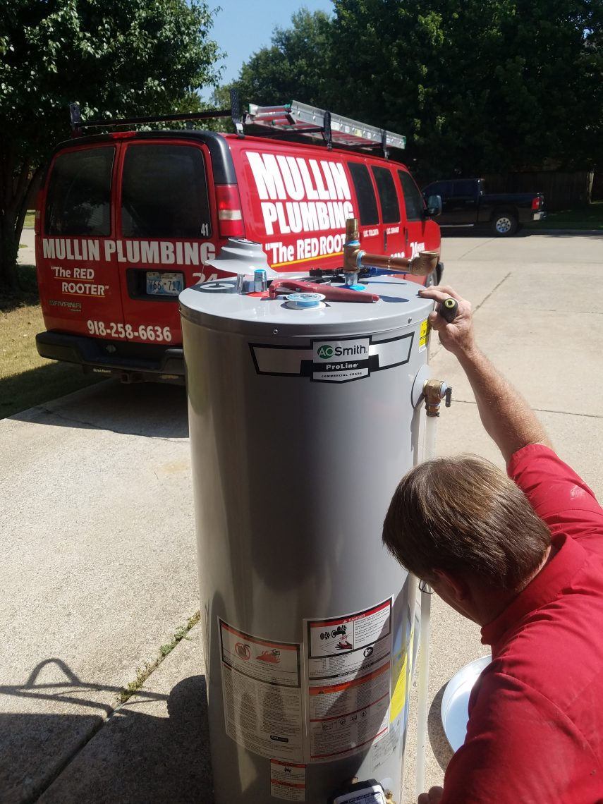 Plumbing Services In Tulsa Hot Water Heaters Faucets Septic And