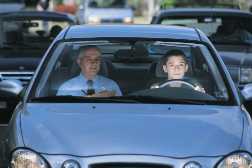 New drivers..