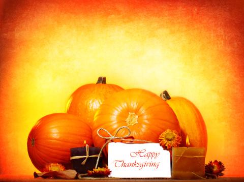Happy Thanksgiving