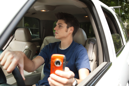 Prevent texting and driving, now!