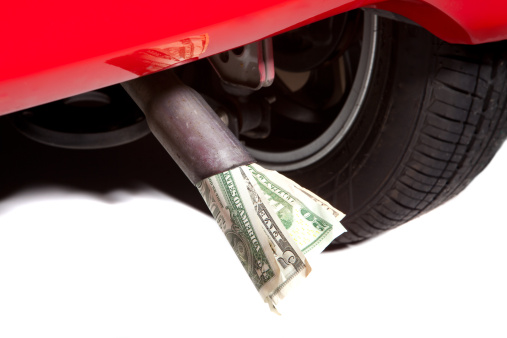 If someone owes you money, their car might pay you back instead!