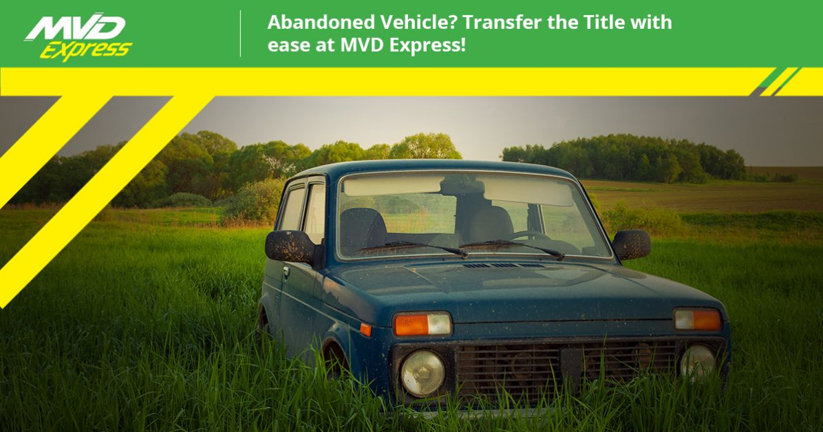 New Mexico Title Transfer Transferring Titles Of Abandoned Vehicles