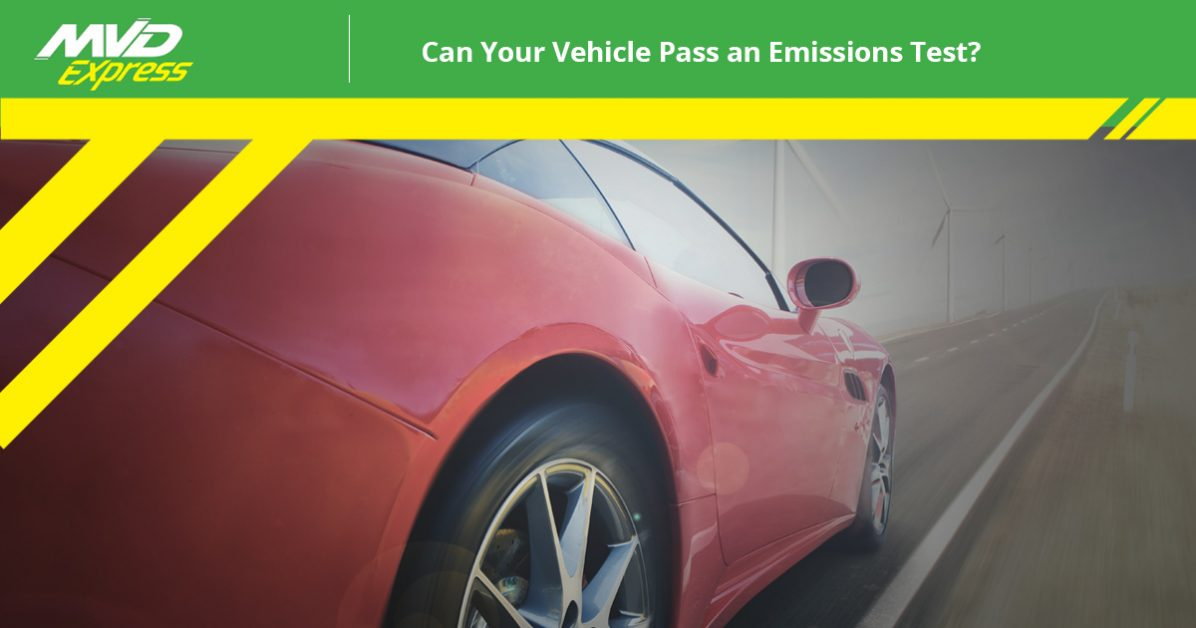 New Mexico DMV - Can Your Vehicle Pass An Emissions Test?
