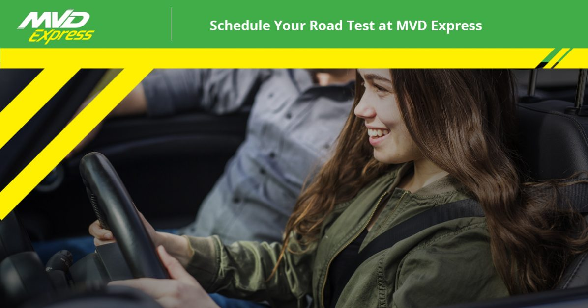 New Mexico DMV - Schedule Your Road Test At MVD Express