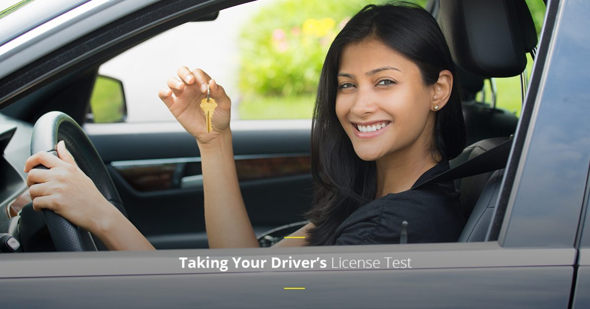 do you pay to take your drivers test