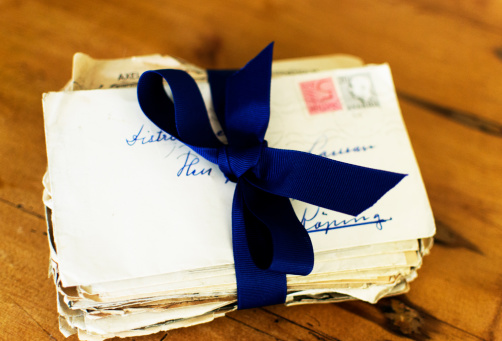 Write a letter to an old friend. Or FB message them ;)