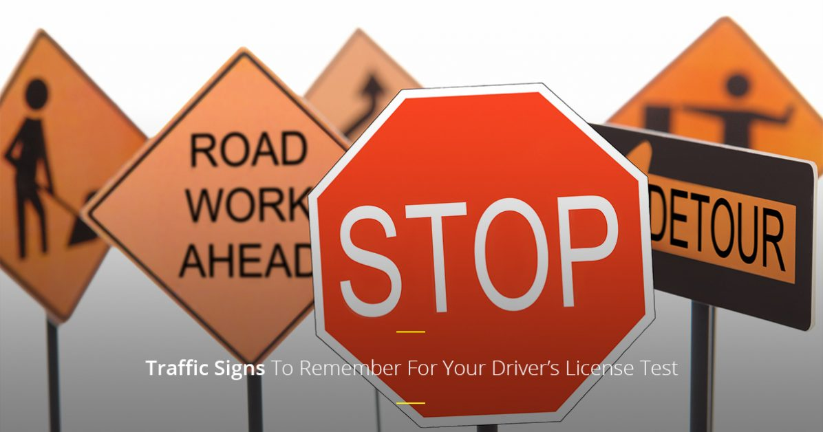 Driving license test: DMV Questions of Road Signs …