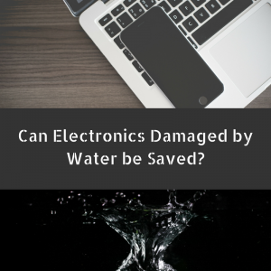 can-electronics-damaged-by-water-be-saved