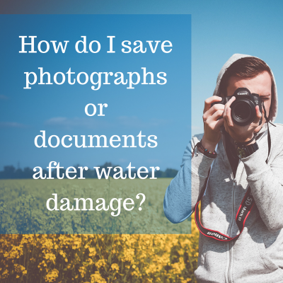 How_do_I_save_photographs_after_water_damage