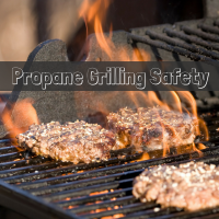 propane grilling safety