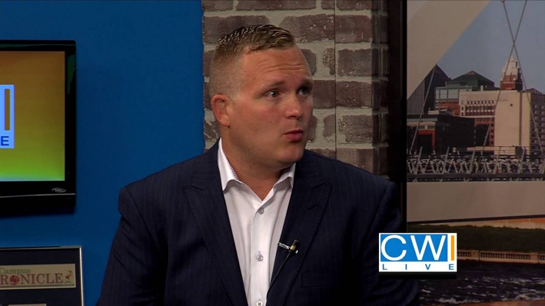Sam Parker, CEO of My Credit Guy, talks credit restoration on a local radio show.