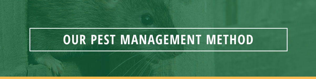 Our Pest Management Method