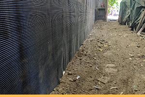 rattlesnake fence