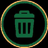 empty your trash icon