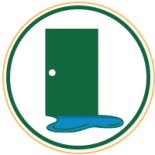 no standing water icon