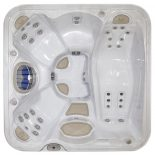 Image of a Serenity 4500 Hot Tub