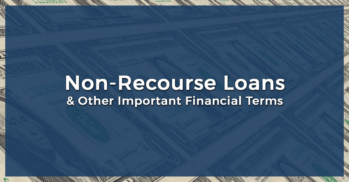 Finding A Custodian For A Self Directed Ira Investopedia >> Non Recourse Loan Lender Learn About Non Recourse Loans Other Terms