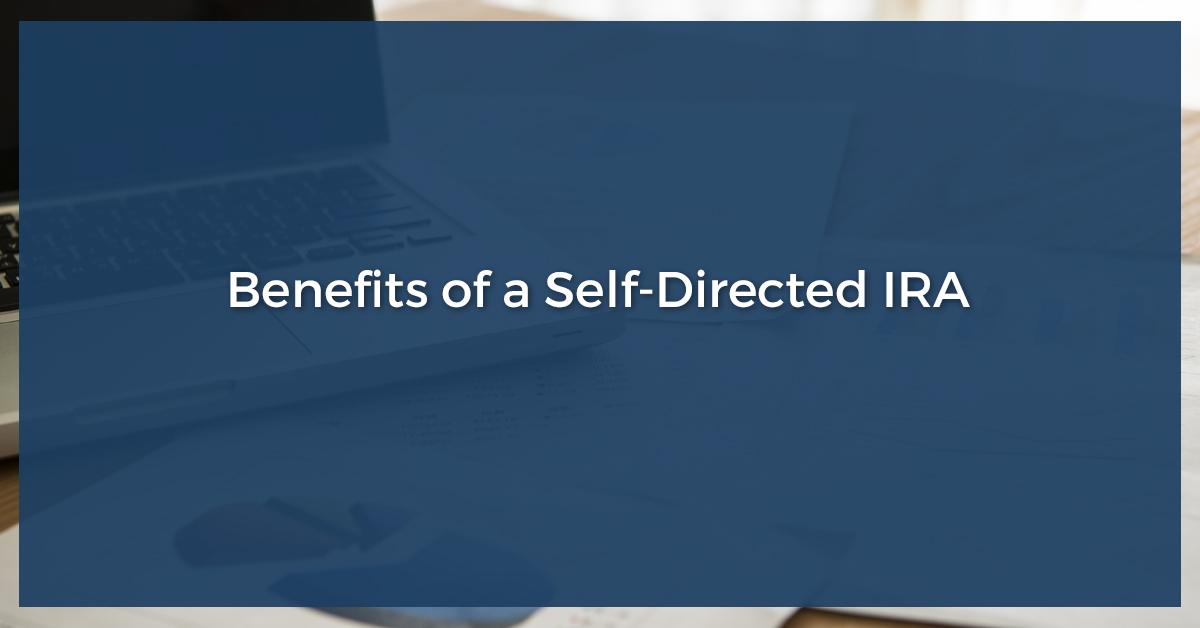 Non-Recourse Loan Lender - Self-Directed IRA Benefits