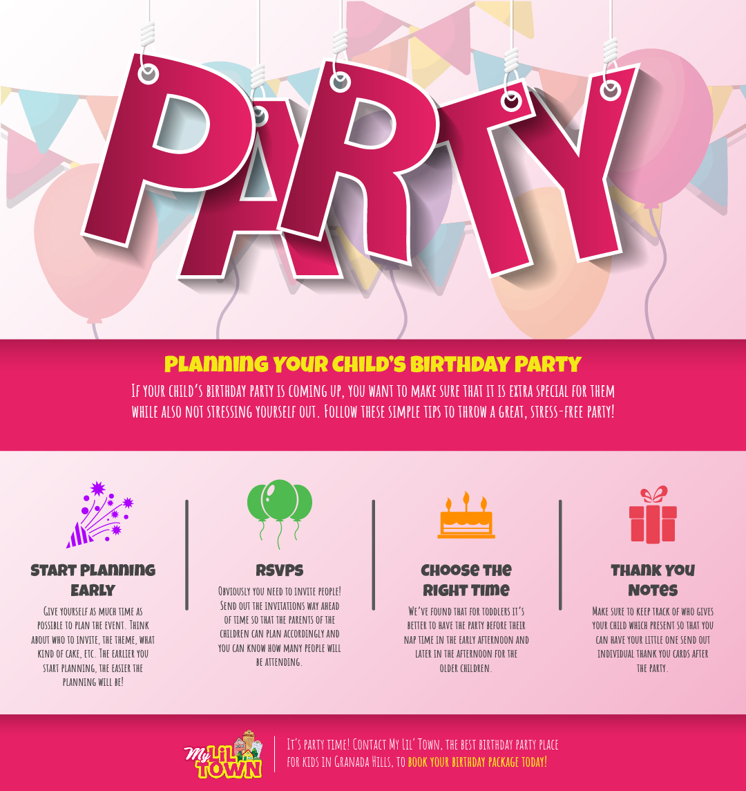Birthday Party Places for Kids in Granada Hills - Helpful