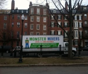 Movers in MA