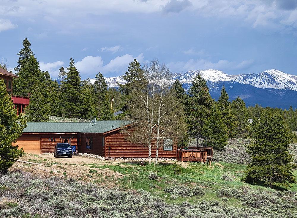 Tabernash home for sale
