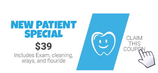 New Patient Special CTA Coupon