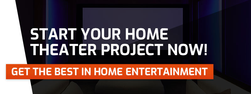 Start your home theater project now