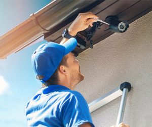 security camera system installation Bakersfield