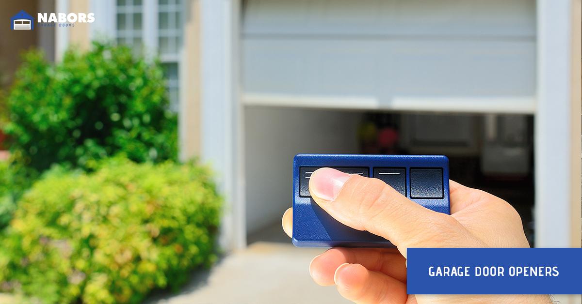 Nabors Garage Doors doesn\u0027t just provide you with the most high-quality garage doors garage door installation and garage door repair in the industry ... & Garage Door Openers - Learn about the garage door openers we provide ...