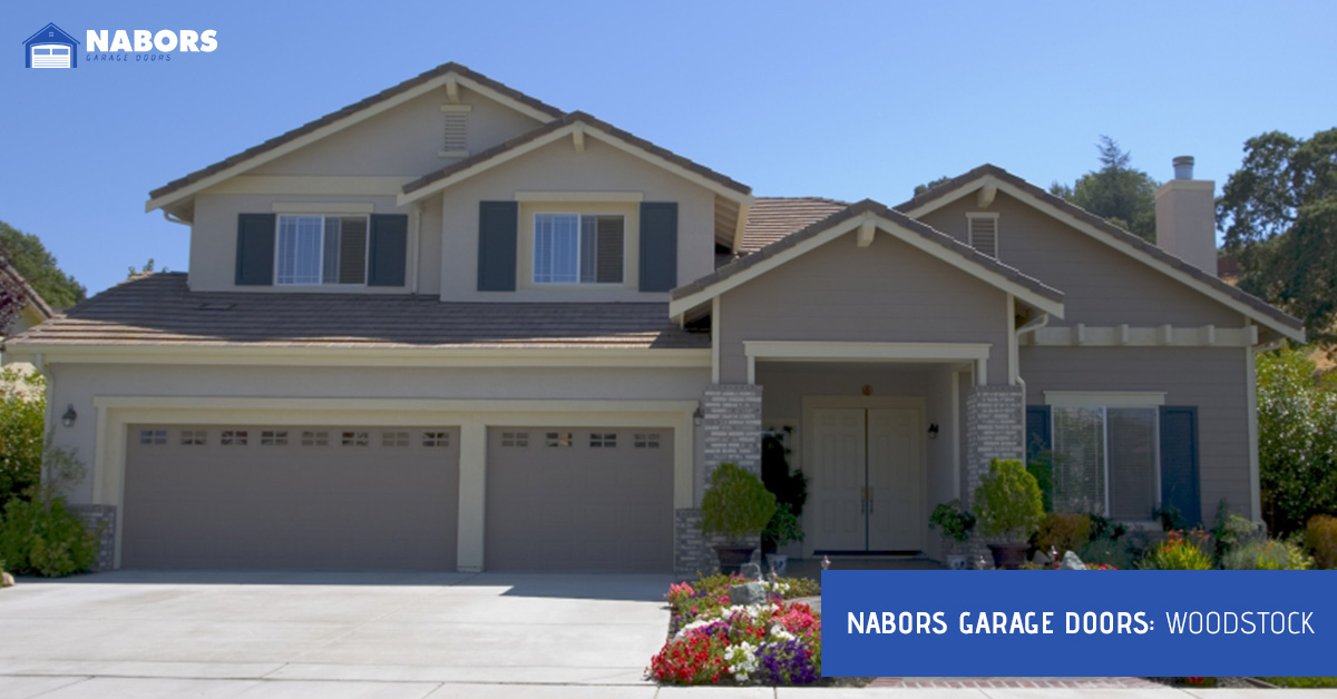 Nabors Garage Doors Is Your Top Rated Local® Garage Service Company In  Woodstock, Georgia And The Surrounding Area. Our Garage Door Experts Are  Professional ...