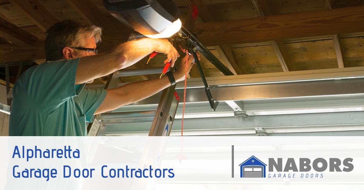 Garage door installation services alpharetta contact for Alpharetta garage door