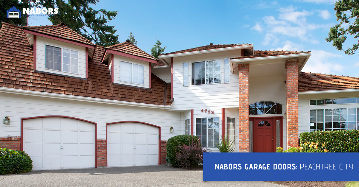 Nabors Garage Doors Is Your Top Rated Local® Garage Door Repair Company In  Peachtree, Georgia. We Take Pride In Our Roots As A Family Owned And  Operated ...