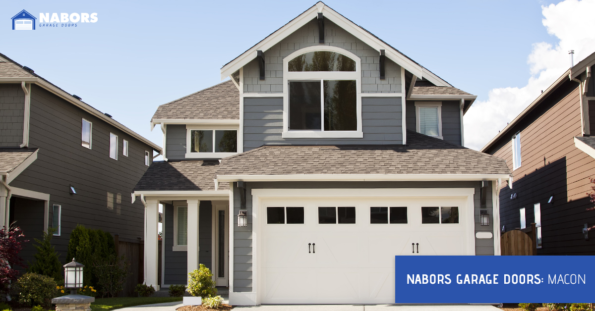 Garage Door Repair Macon Learn About Our Services Nabors Garage